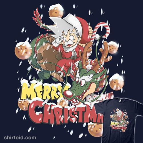 Merry Christmas Goku