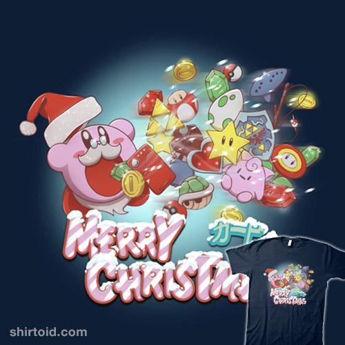 Merry Christmas Kirby