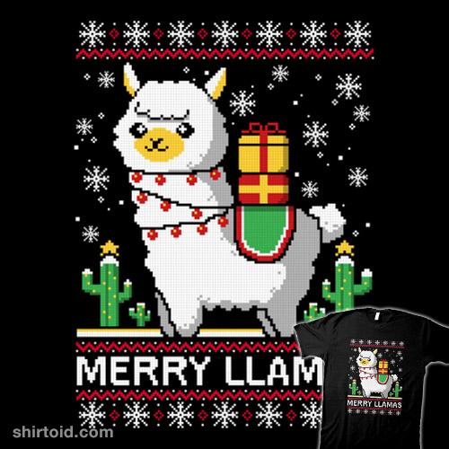 Merry Llamas