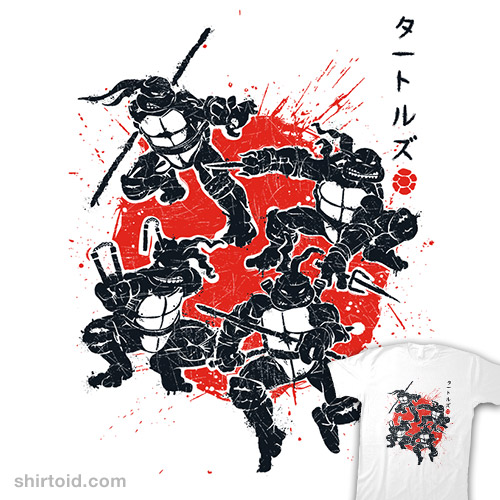 Mutant Warriors