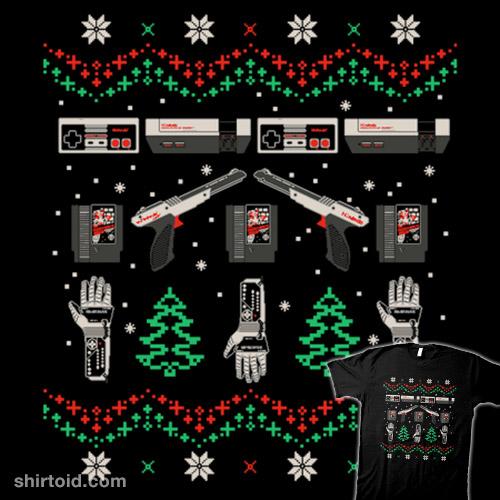 NES Christmas