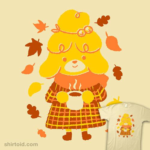 Pumpkin Spice Neighbor