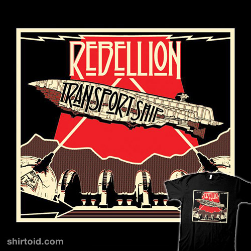 Rebellion – Transport Ship