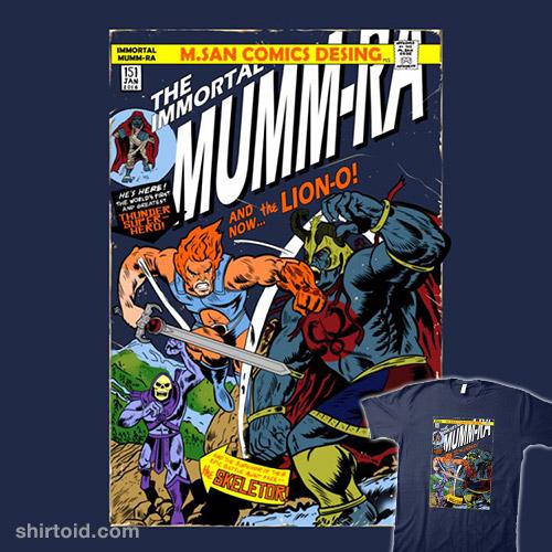 Return of Immortal Mumm-Ra