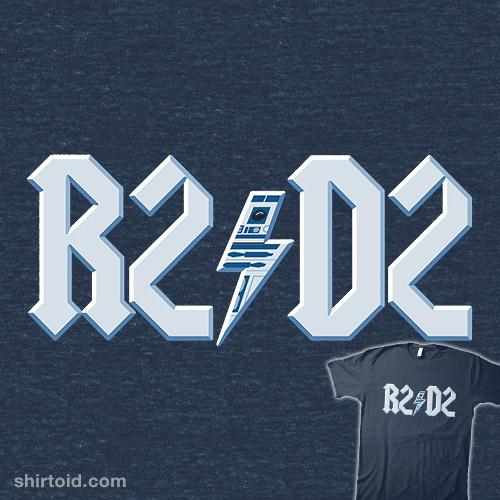 Rock2D2