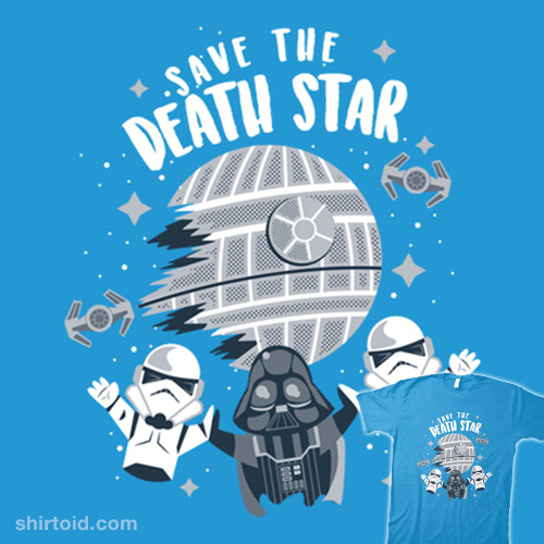 Save the Death Star