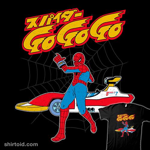 Spidey Go Go Go