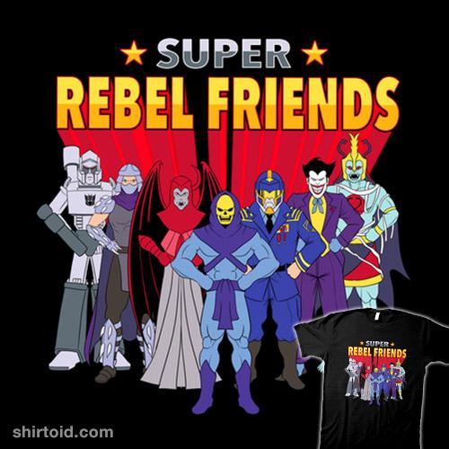 Super 80s Friends