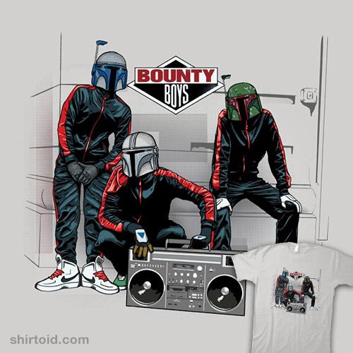The Bounty Boys