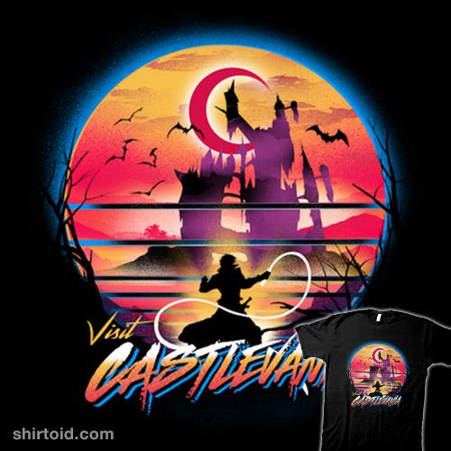 Visit Castle Oblivion