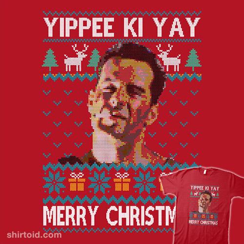 Yippie Ki Christmas