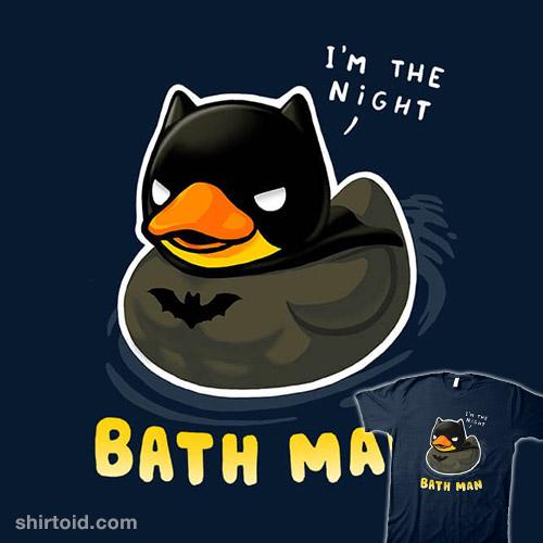 Bath Man