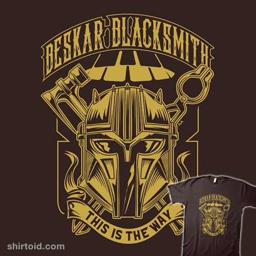 Beskar Blacksmith