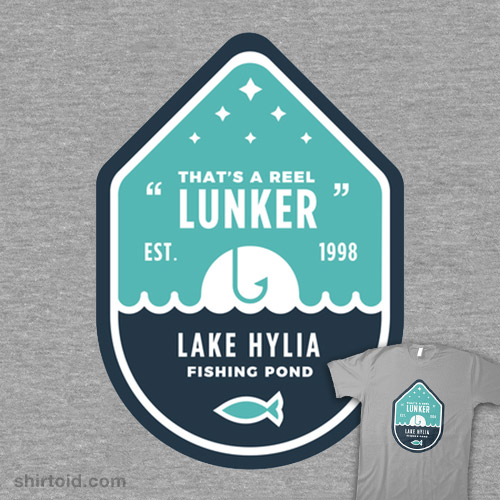 Home of The Big Lunker