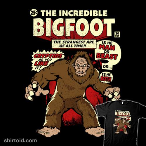 Incredible Bigfoot