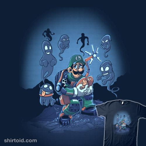 Luigi's Stranding