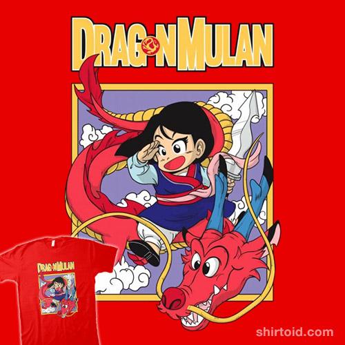 Dragon Mulan