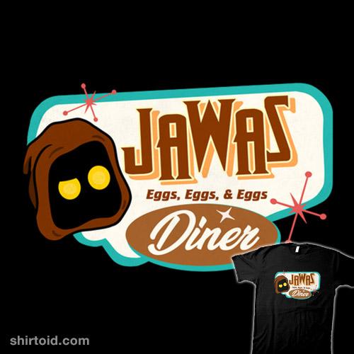 Retro Jawas Diner
