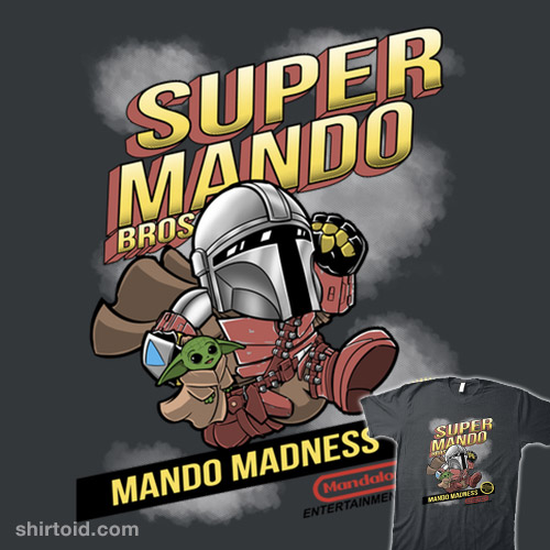 SUPER MANDO BROS