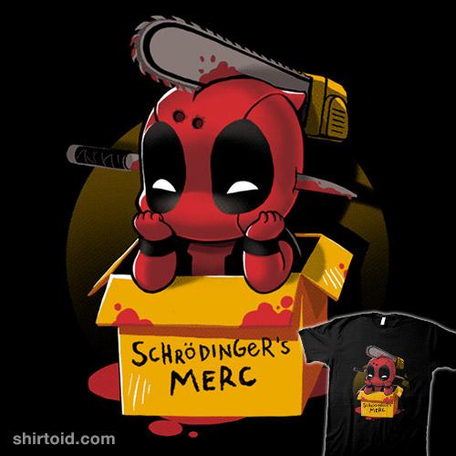 Schrödinger's Merc