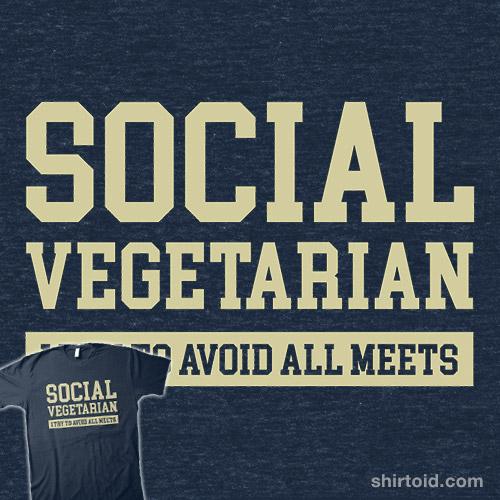 Social Vegetarian