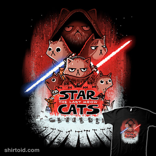 Star Cats: The Last Meow