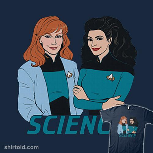 Star Trek Science Women
