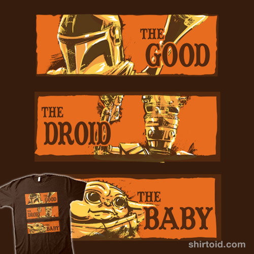 The Good, The Droid, and The Baby