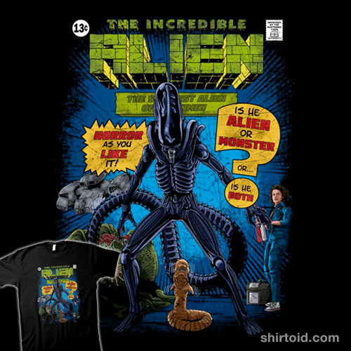 The Incredible Alien