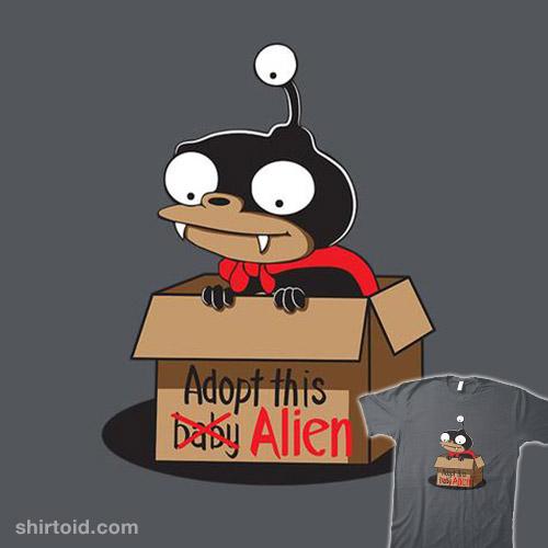 Adopt This Alien