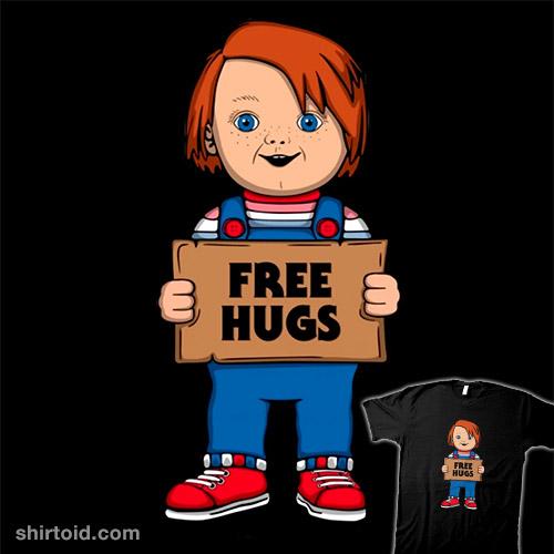 Cute Free Hugs