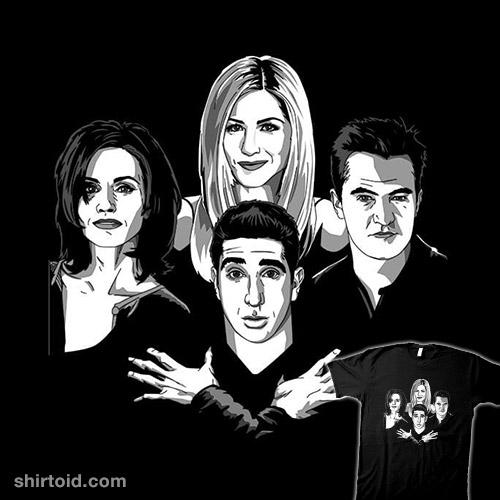 Friends Rhapsody