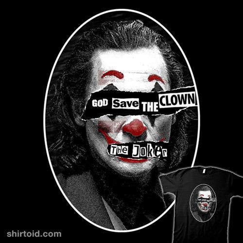 God Save The Clown