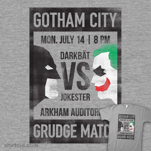 Gotham City Grudge Match