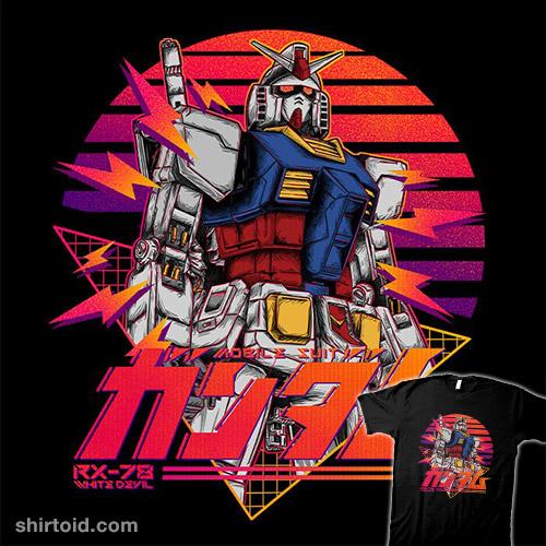 Gundam RX-78 Retro
