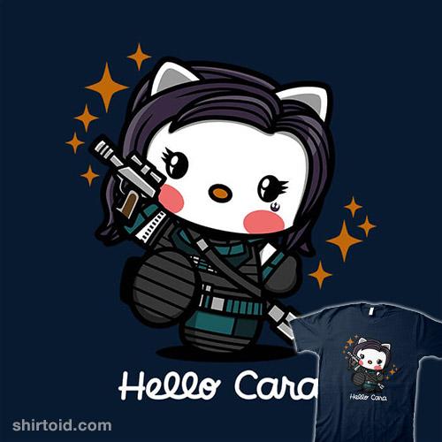 Hello Cara