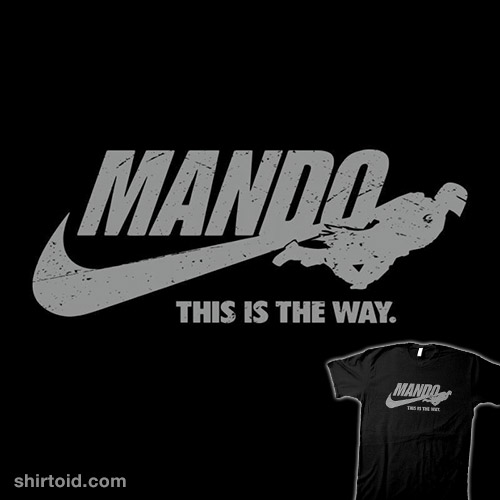 Just Mando It.