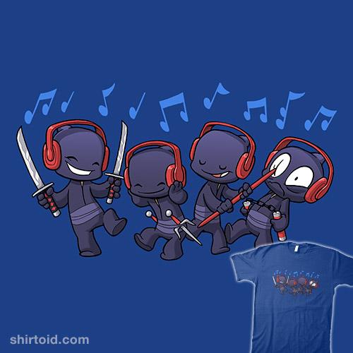 Ninja Dance Party