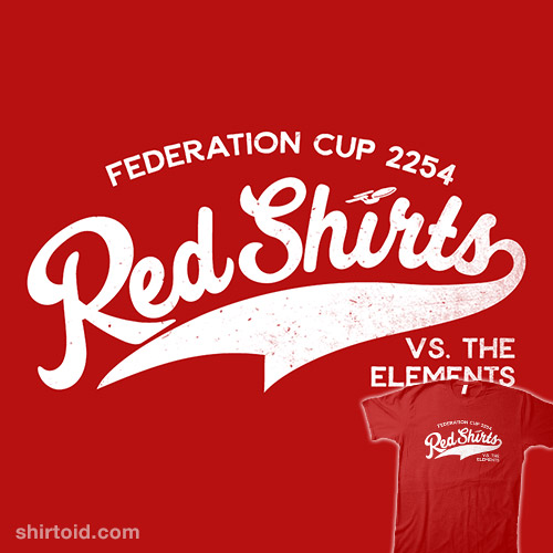 Red Shirts vs The Elements