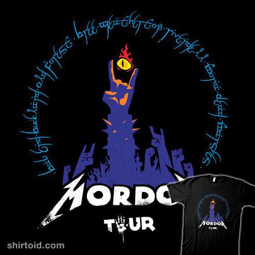 Rock to Mordor