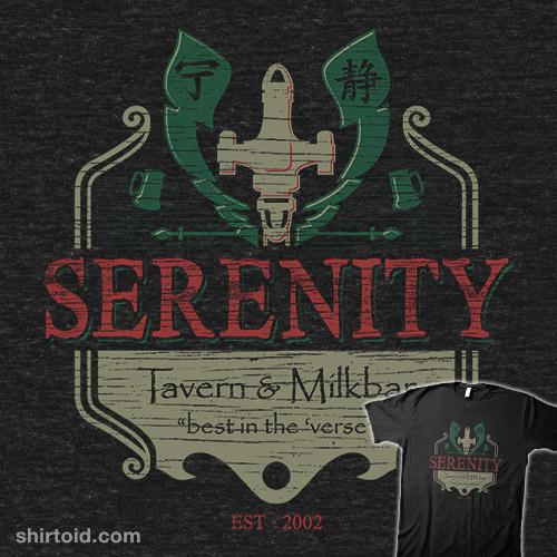 Serenity Tavern