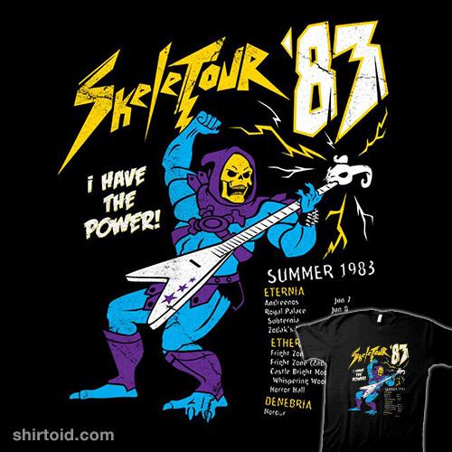 Skeletour '83