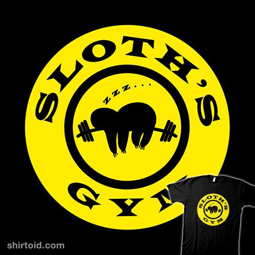 Sloth's Gym