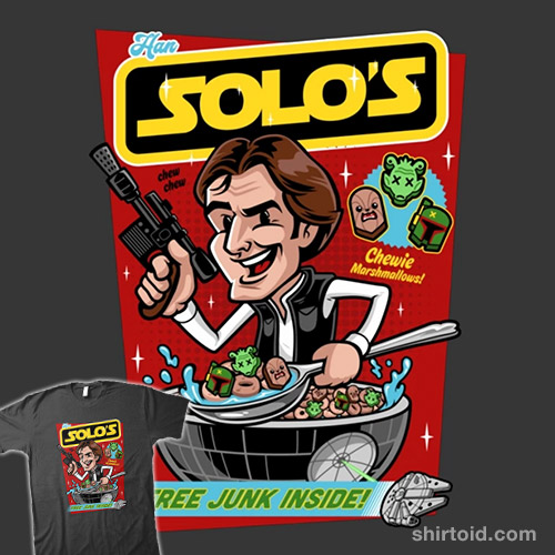 Solo's Cereal
