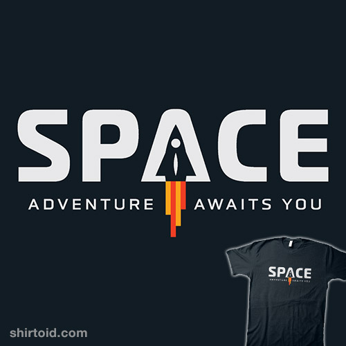 Space Adventure Awaits You