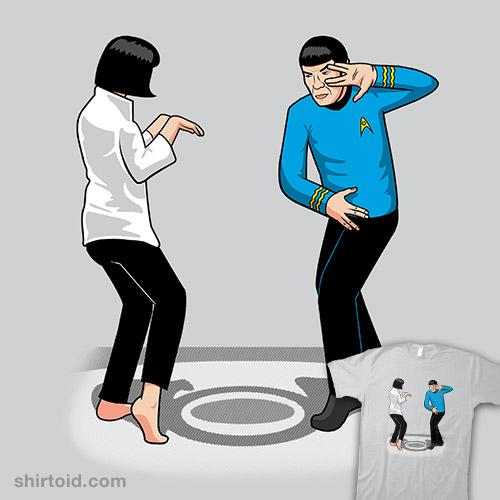 Spock Fiction