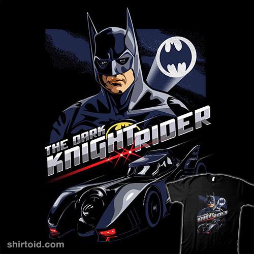 The Dark Knight Rider