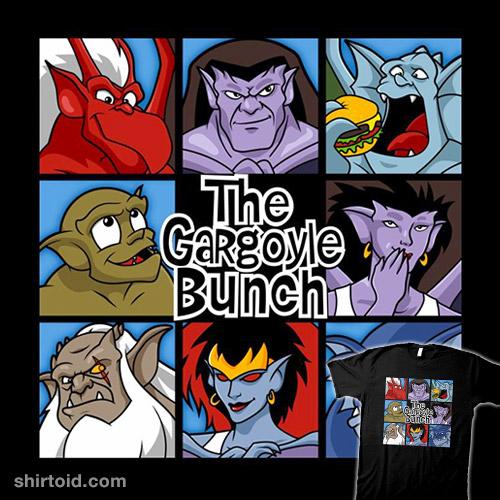 The Gargoyle Bunch