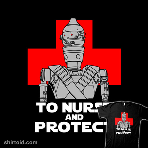 To Nurse and Protect