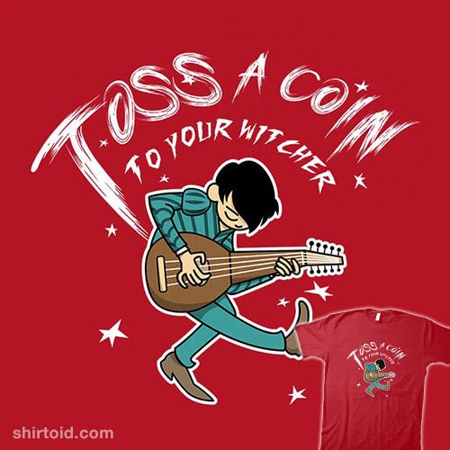 Toss A Coin Pilgrim